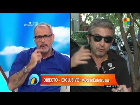 El picante cruce entre Ricardo Darín y Tartu: Ya te escuché decir esa pelotudez hace mucho