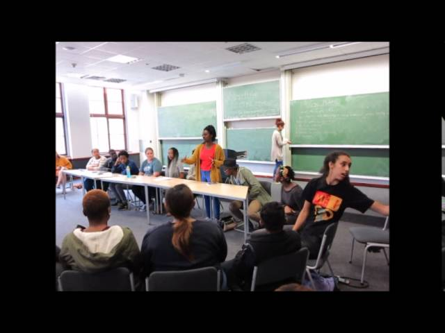 FULL #ScienceMustFall Video: UCT Science Faculty Meets With #Fallists