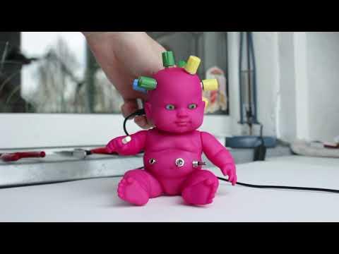 Pink Rhythmic Noise Bot