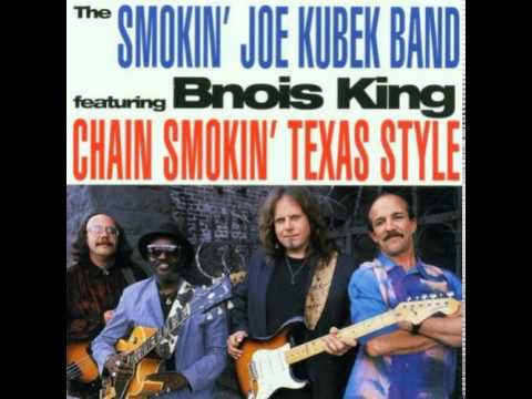 The Smokin Joe Kubek Band Featuring B Nois King - Just For A Little While