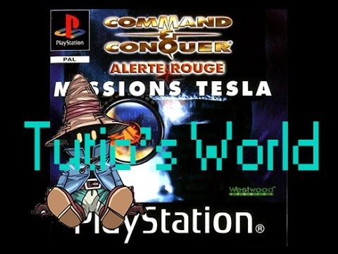 command and conquer alerte rouge mission tesla