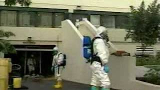 Anthrax Exposure Worker Medical Monitoring 2001 USEPA