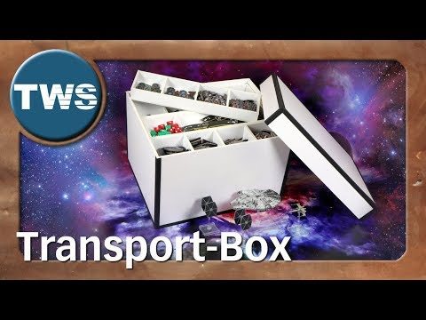 Atelier: Transport-Box (Tabletop-Zubehör, TWS)