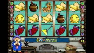 Игровой автомат Колобок (Keks).(Друзья, хочу сказать спасибо клубу
