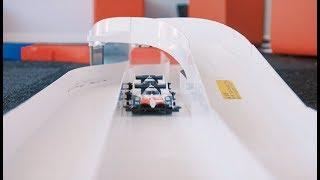 WEC Le Mans Test Saturday Tamiya 4WDs