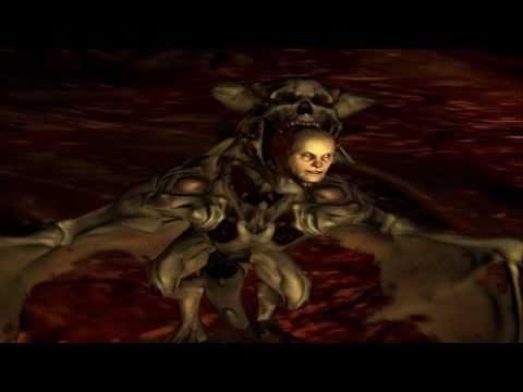 DOOM 3 Resurrection of Evil walkthrough HD Level 12 Hell Unknown final boss ending