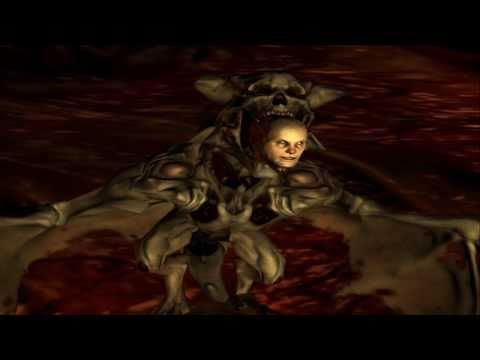 DOOM 3. Resurrection of Evil. Прохождение. #1. Босс. Хеллтайм.