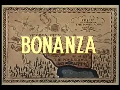 Bonanza: Christmas On The Ponderosa - YouTube