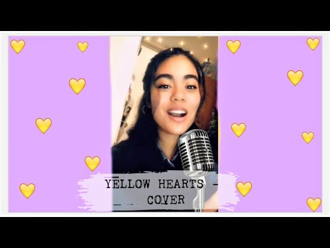 Yellow Hearts - Ant Saunders (Cover) 💛✨|| Female Girl Version