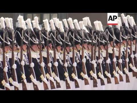 Chilean president starts 3 day visit to Sweden