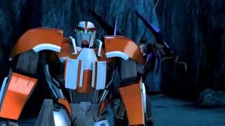 (Transformers Prime) Нарезка