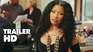 Barbershop: The Next Cut - Official Film Trailer 2016 - Nicki Minaj Comedy Movie HD