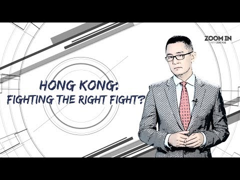 Hong Kong: Fighting the right fight?