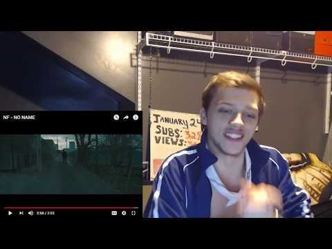 NF - NO NAME | reaction | i wasn't Ready!! | He Actually Has BARS!