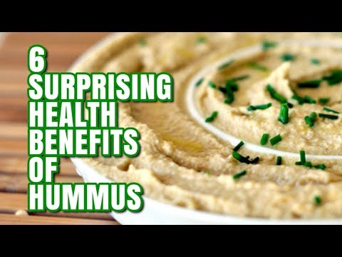 6 Surprising Health Benefits Of Hummus | Health Benefits of Hummus | Hummus Health Benefits