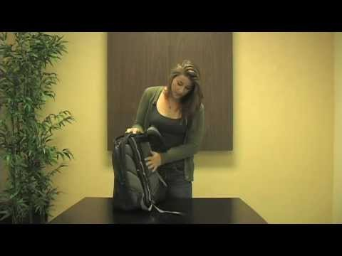 Wenger SwissGear THE MYTHOS 16-inch Laptop Computer Backpack - YouTube