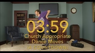 church appropriate dance moves