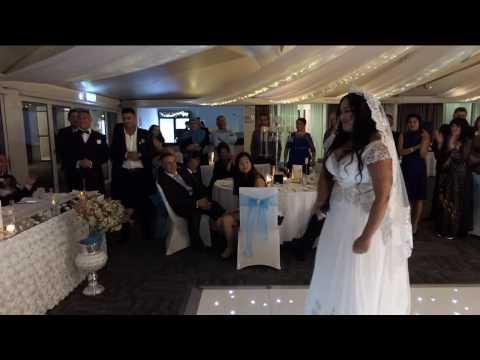 Patrick & Firosha Wedding 30th March 2017 Joondalup Resort Hotel