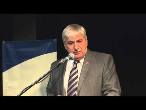 La campagne locale : débat avec les candidats à la mairie de Tracadie.