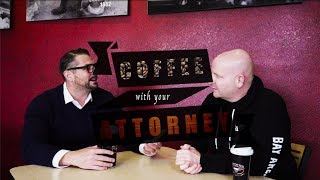 Coffee With Your Attorney: Kinder's Barbeque's Justin Kinder (Episode Four)