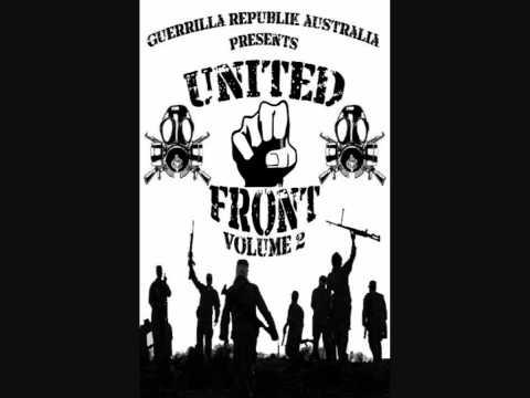 GUERRILLA REPUBLIK AUSTRALIA PRESENTS UNITED FRONT VOL. 2 FULL LENGTH [HD]