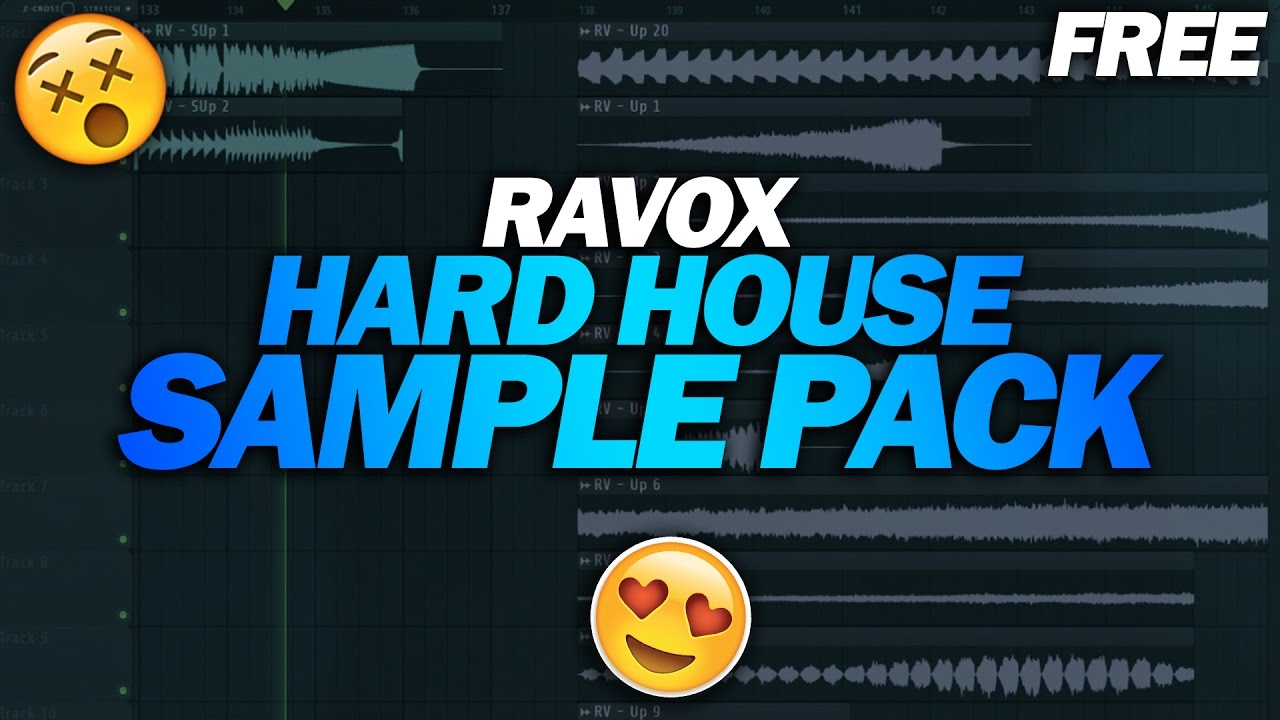 Ravox hard house sample pack free download youtube for Classic house sample pack