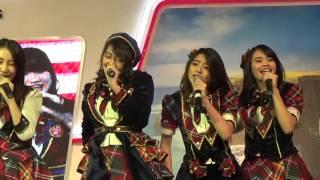 JKT48 Gadis Remaja Honda Exhibition Main Kota Kasablanka