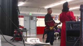 Corcoran, California Russian dance music school assembly