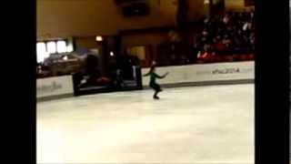 Jason Brown (Nebelhorn Trophy 2013) - Long Program