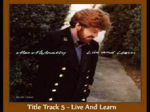 Mac McAnally - Live And Learn (1992)