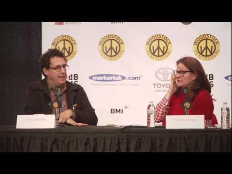 """2014 Woodstock Film Festival: """"From Novel To Screen"""" Panel"""