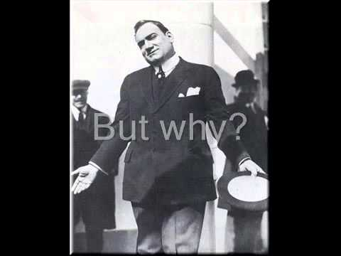 Enrico Caruso   High C countdown