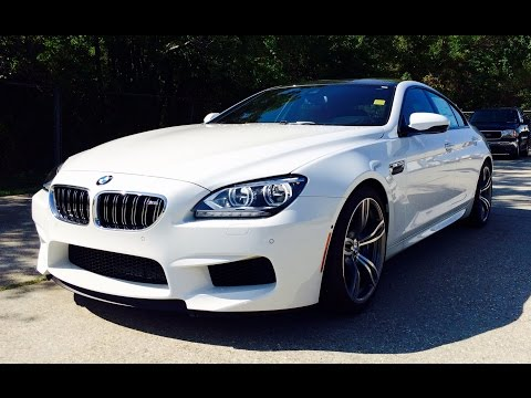 2015 BMW M6 Gran Coupe Full Review /Exhaust /Test Drive /Start Up