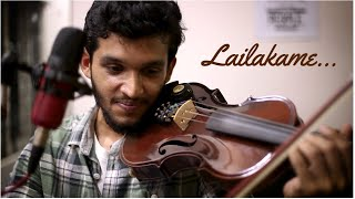 Lailakame Violin Cover | Ezra | Prithviraj Sukumaran | Haricharan