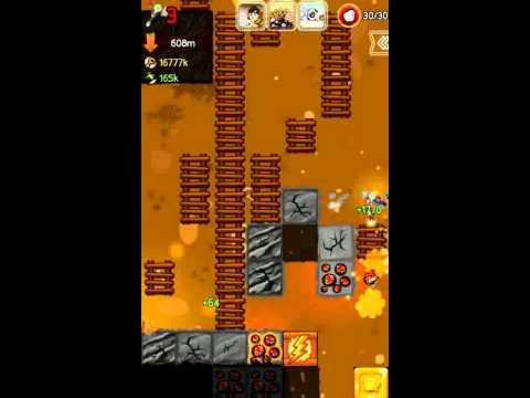Pocket Mine 2 Hacked Rubbies Dig 300k Cash