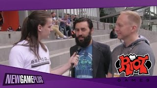 Mirko Gozzo & Daniel Ringland (Riot Games Oceania) - Interview