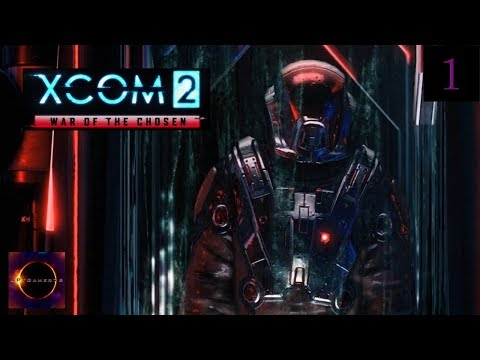 Tutorial highlights and Operation Gatecrasher - XCOM 2 WOTC Gameplay - Let's Play Commander Unmodded