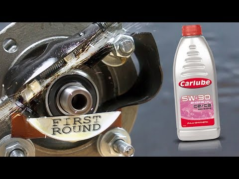 Carlube C2/C3 5W30 How well engine oil protects the engine?