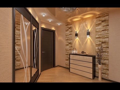 Освещение коридора в квартире: фото и интересные варианты