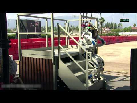 Darpa robotics challenge 2015