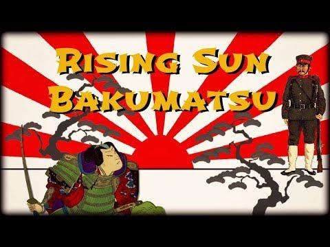 Rising Sun - part 3 - Meiji Restoration