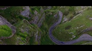 Cheddar Gorge by Drone