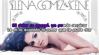 Karaoke Fantasma de amor Selena Gomez Instrumental