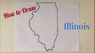 How to Draw Illinois