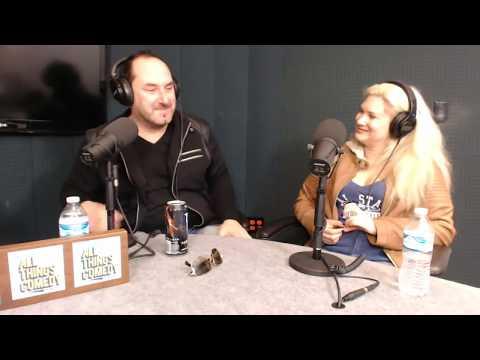 What's Up Fool?: Rebekah Kochan & Dante The Comic