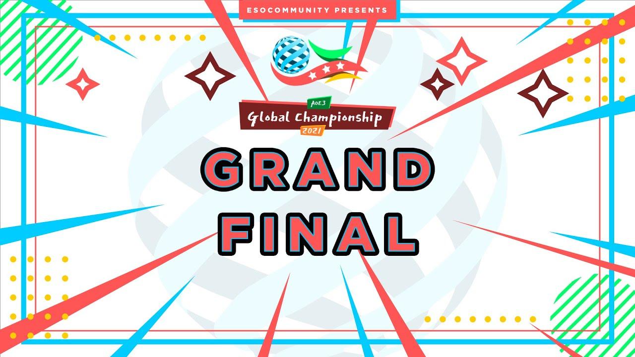 Grand Final - ESOC Global Championship - Haitch vs Mitoe