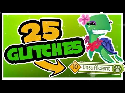 25 Animal Jam Glitches You