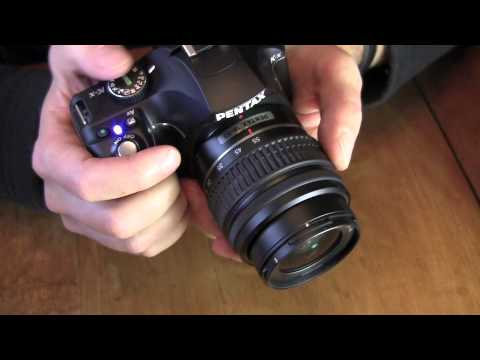 Review Pentax K-7 and K-x