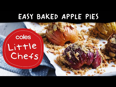 Easy Baked Apple Pies