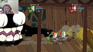 Queen Shay: Castle Crashers ES2... Shit Everywhere!